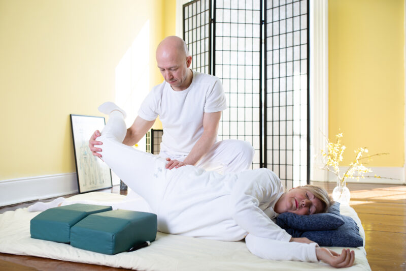 Low cost Shiatsu Treatments