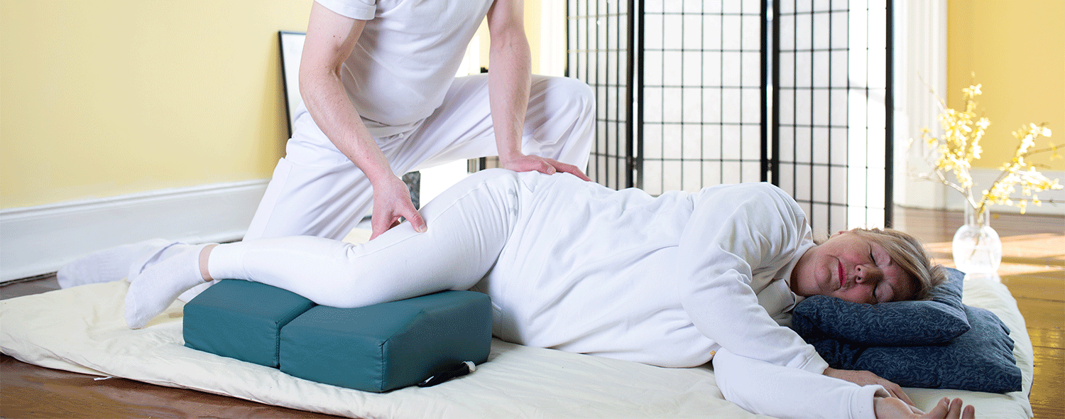 Shiatsu Glasgow treatment