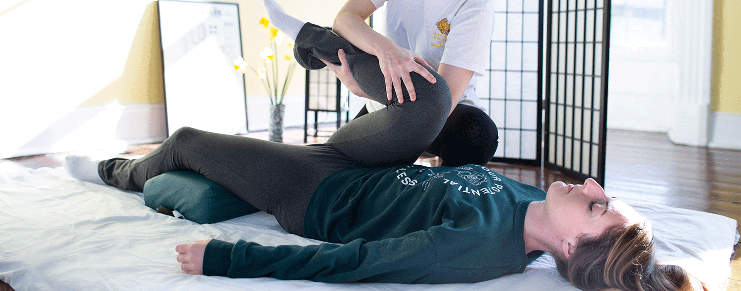Professional Shiatsu treatment in Glasgow