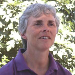 Elaine Liechti director of Glasgow School of Shiatsu