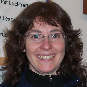 Gill Keith teacher at Glasgow School of Shiatsu.